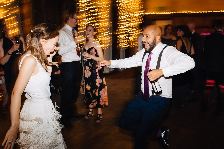 Wedding DJ Battersea Arts Centre