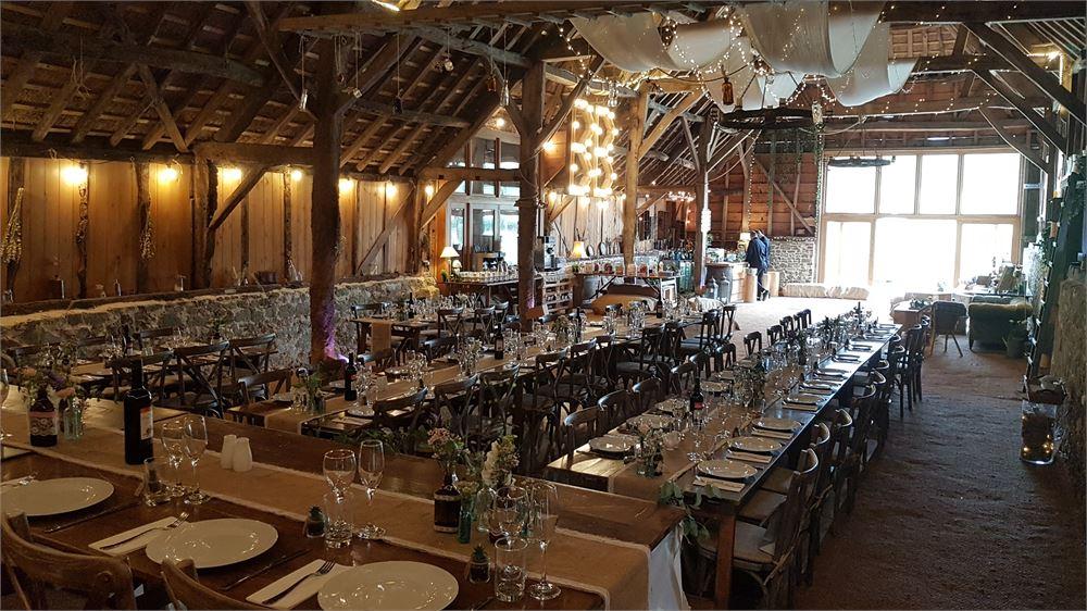Bowerchalke Barn Wedding