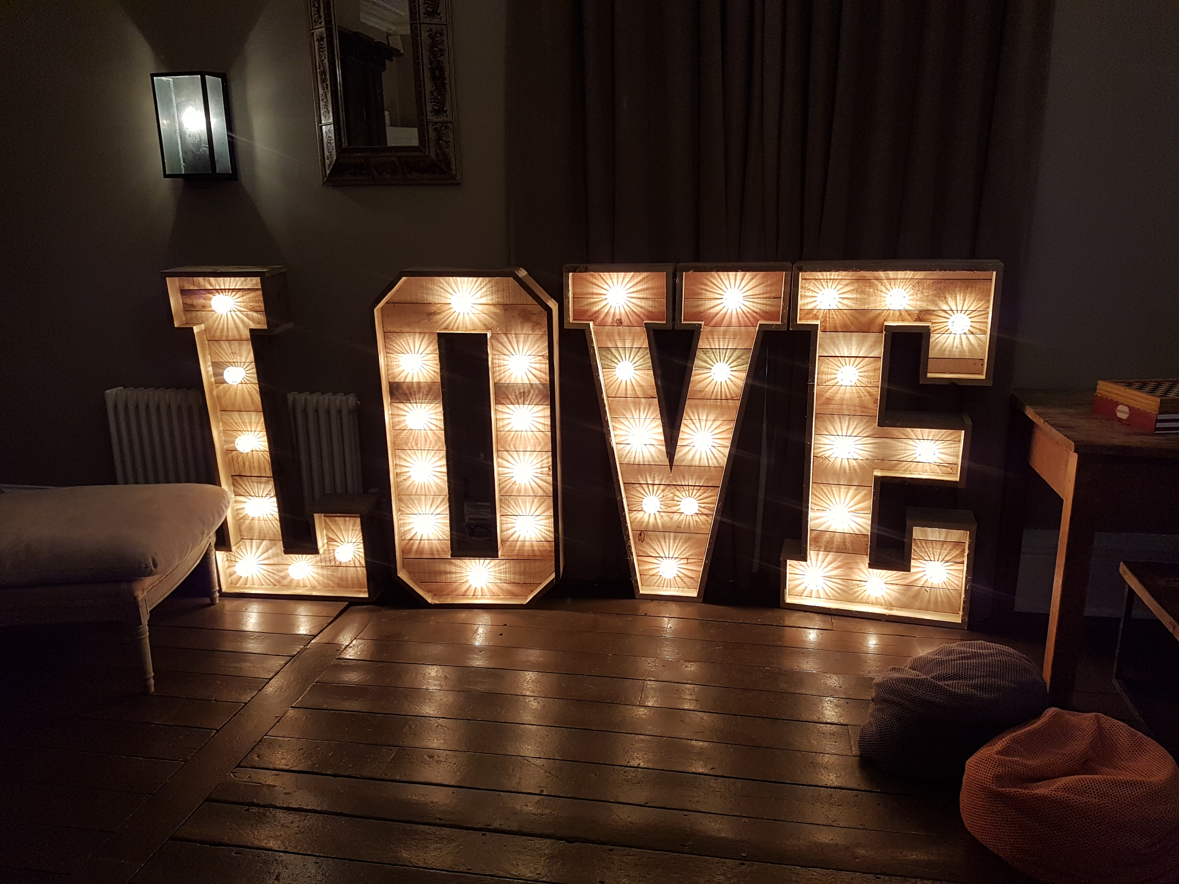wedding Love letters Henley On Thames