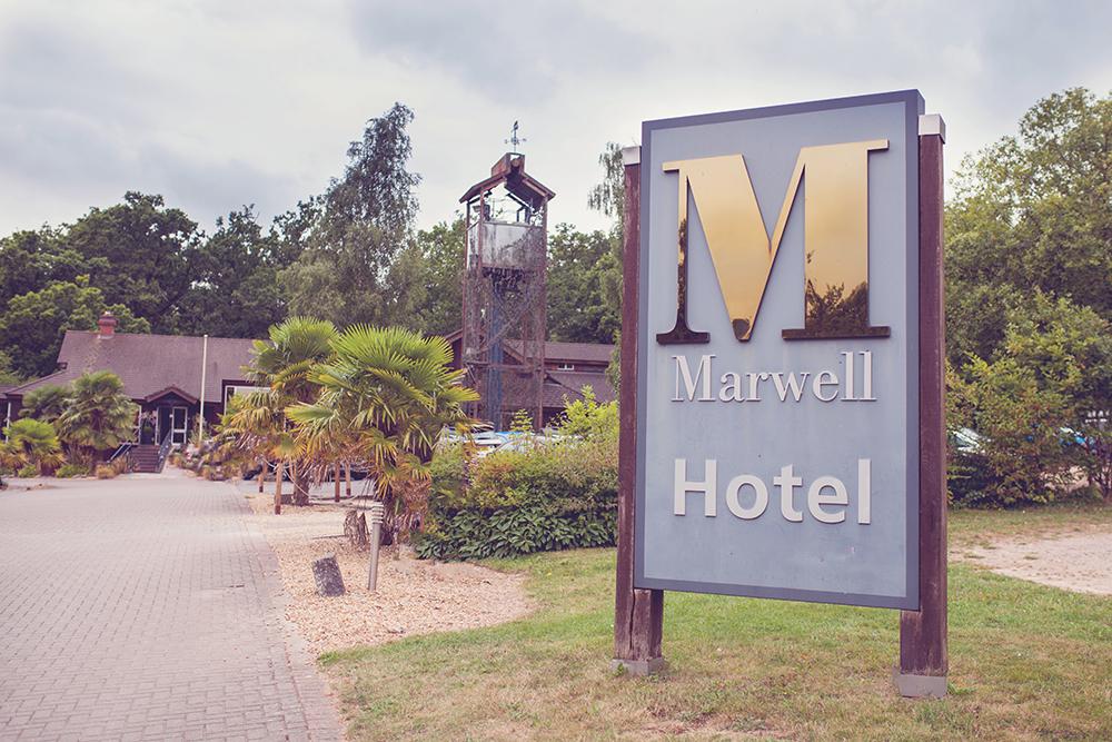Marwell Hotel Wedding DJ