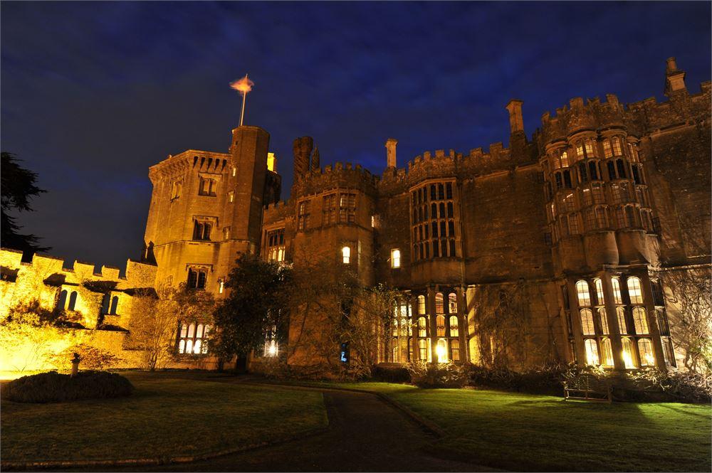 wedding dj Thornbury Castle Gloucestersh