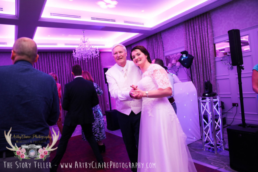 De Vere Latimer Estate Wedding DJ 11