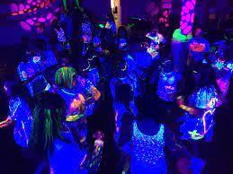 UV Glow Party Oxford