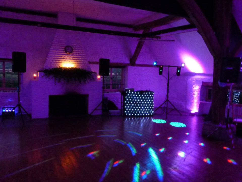 DIY Disco in Henley On Thames