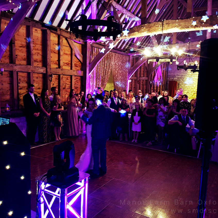 Tom & Rachels first dance