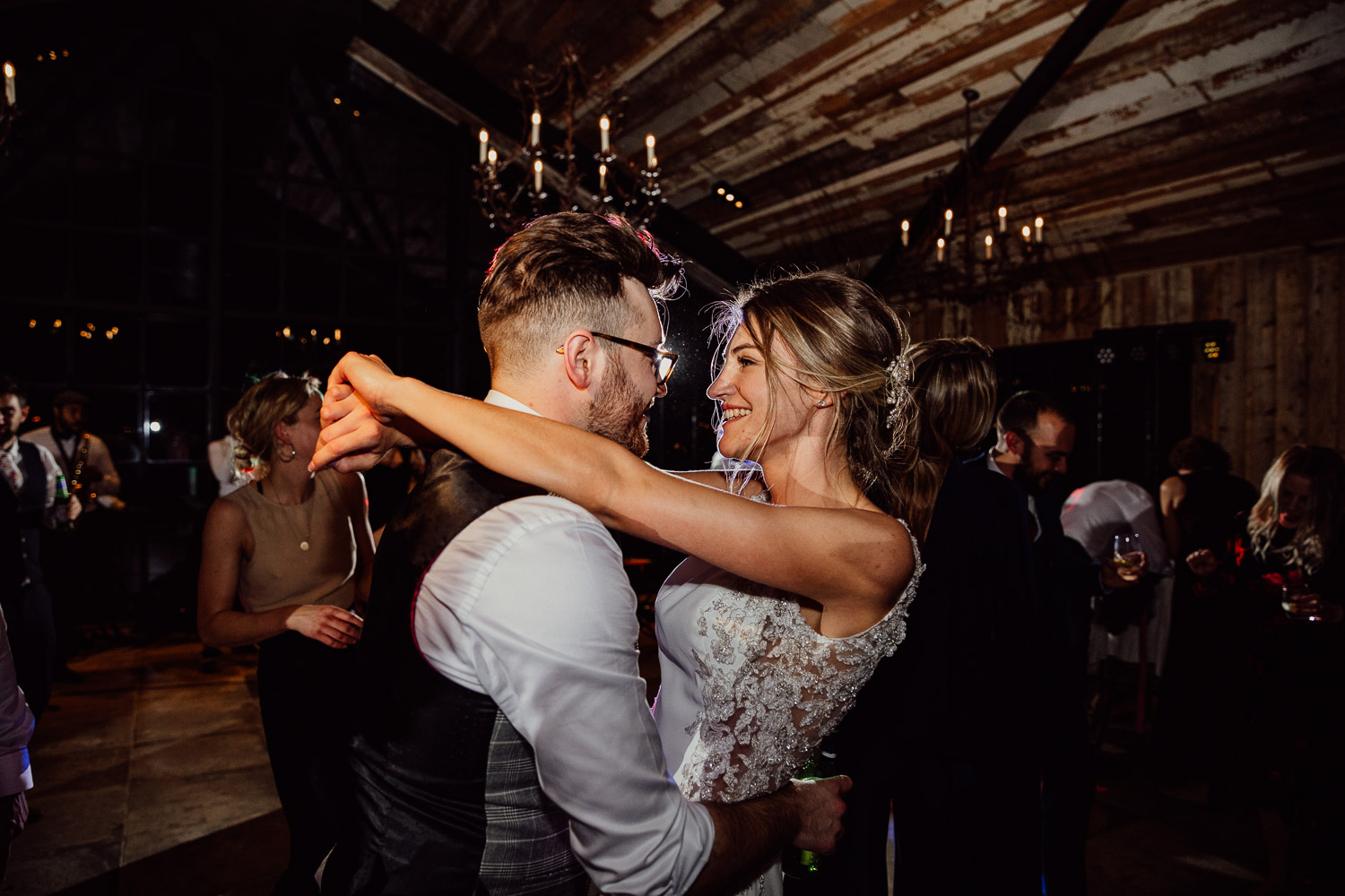 Botley Hill Barn Wedding Disco