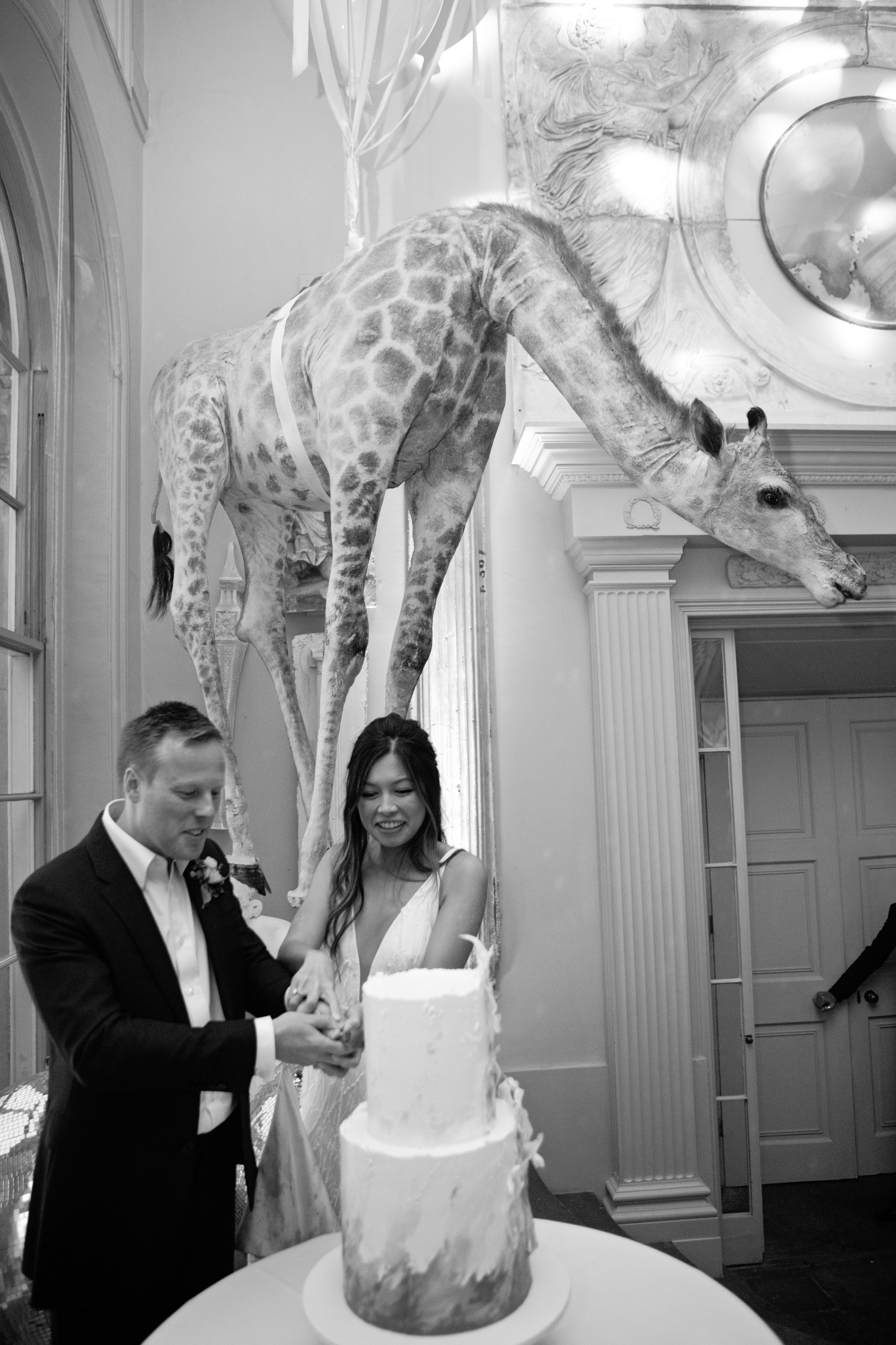 Oxford wedding at Aynhoe Park