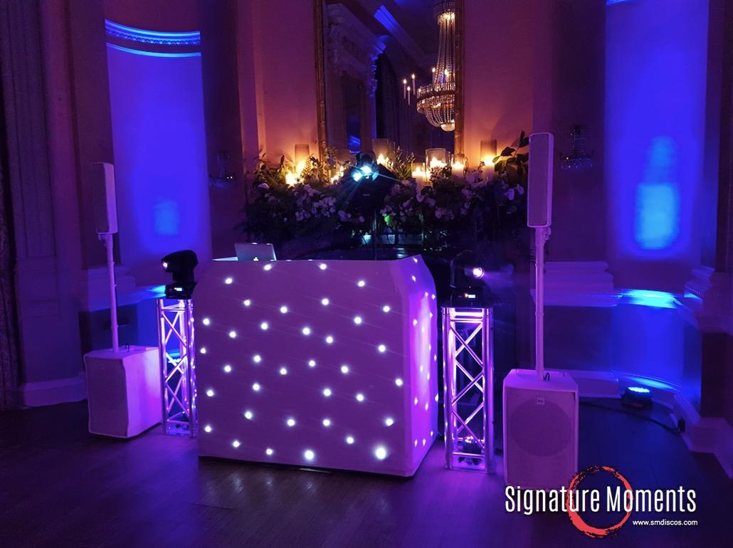 White Starlight Setup _ Danesfield House