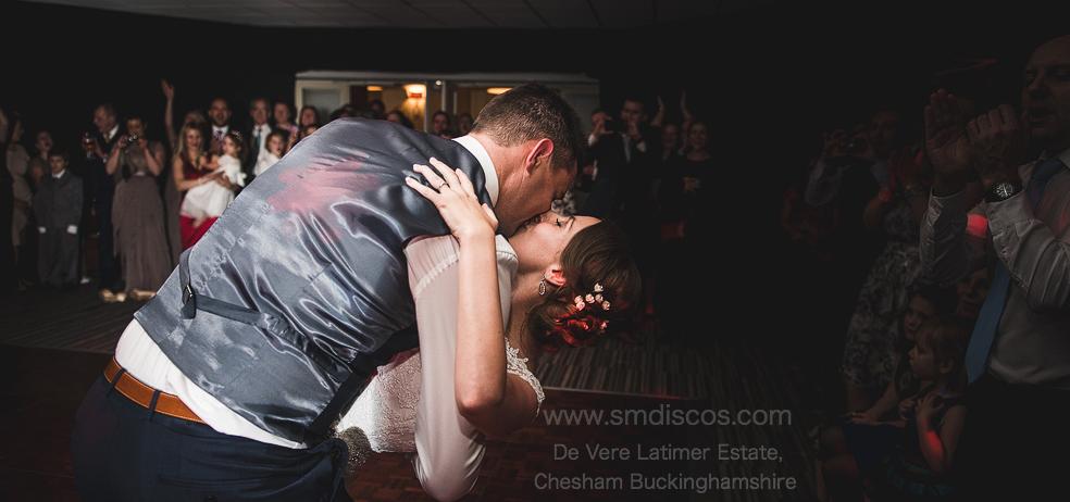De Vere Latimer Estate Wedding DJ