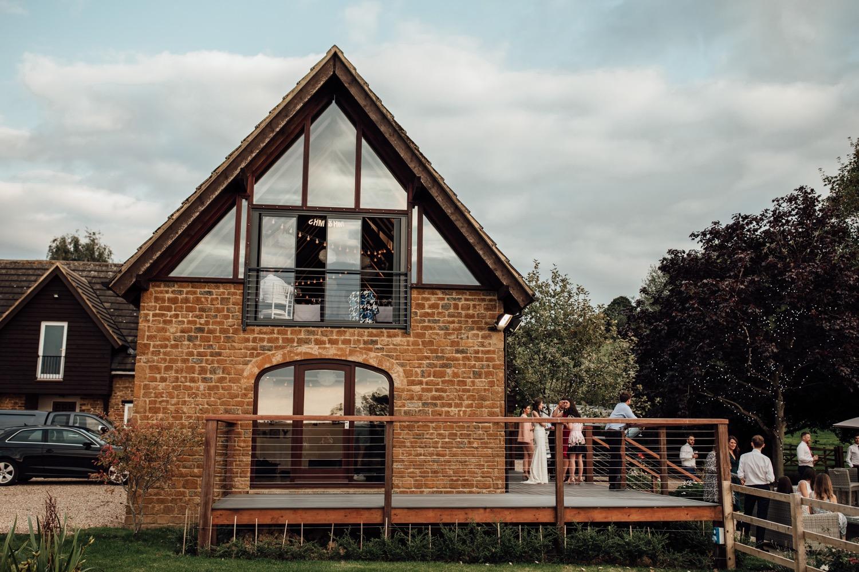 Wood Farm Everdon Wedding DJs