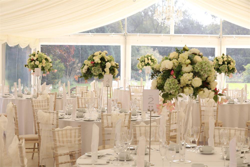 Wedding photography at Hutton Hall