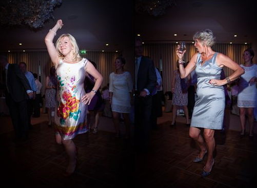 Marian and Paul's Wedding day at Coworth Park - smdiscos.com