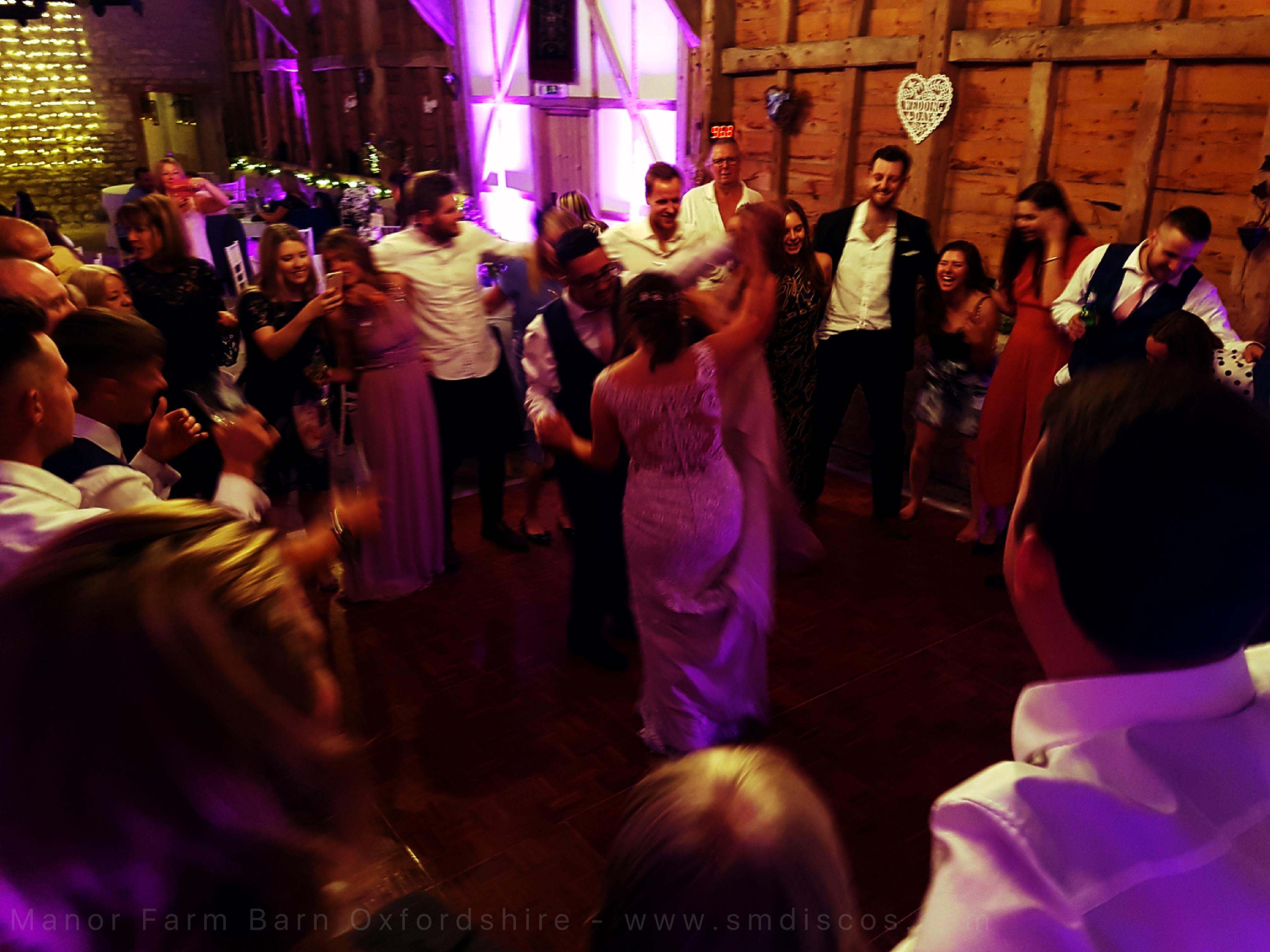 Oxford barn wedding