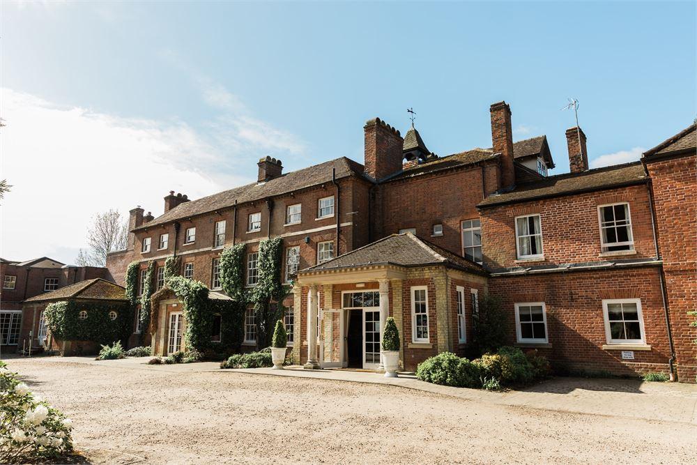 Bartley Lodge Hotel Wedding