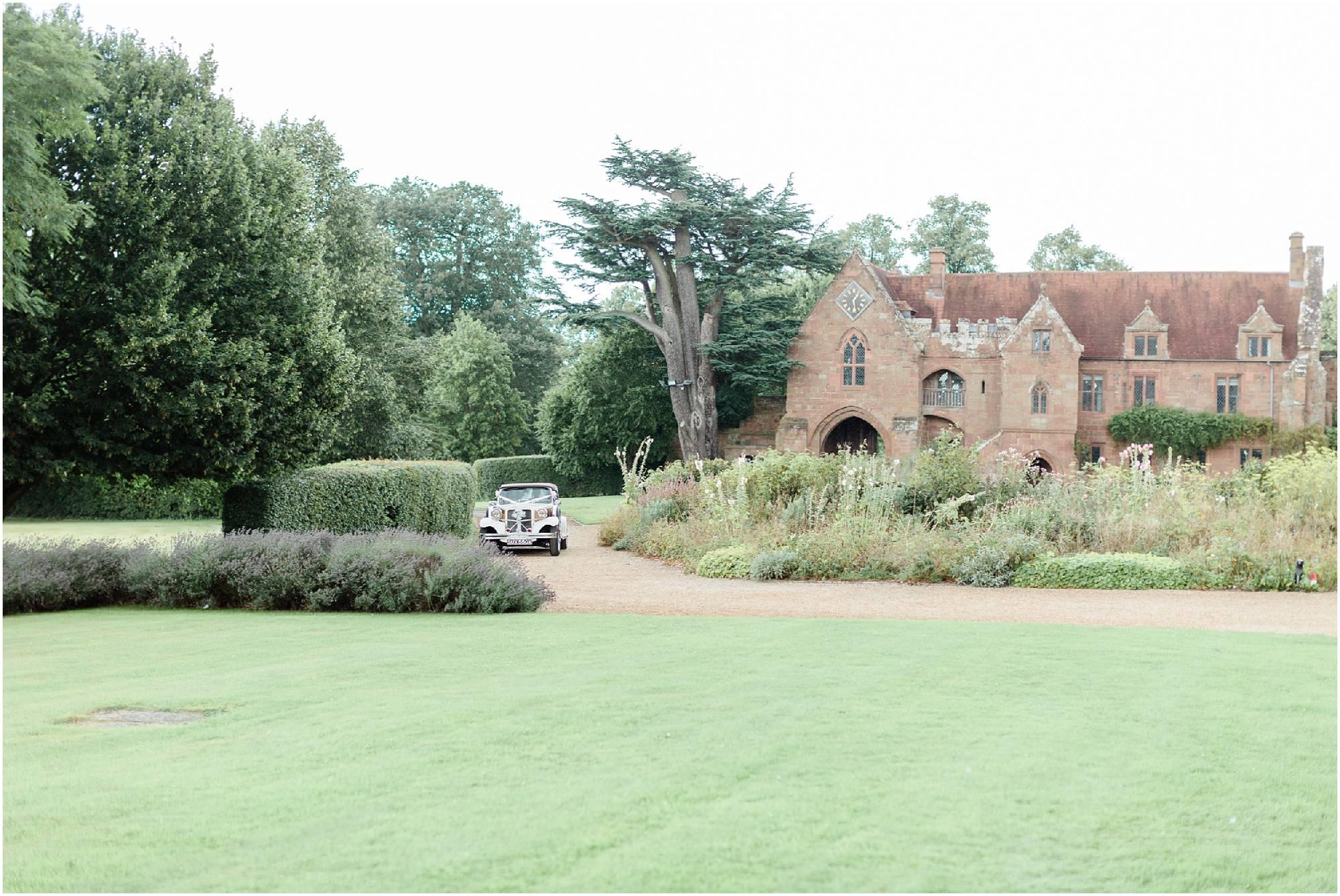 Wedding at Stoneleigh Abbey