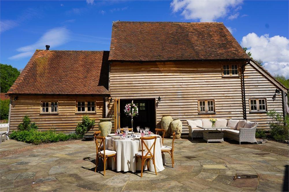 The Barn at Hurlands Surrey wedding venu