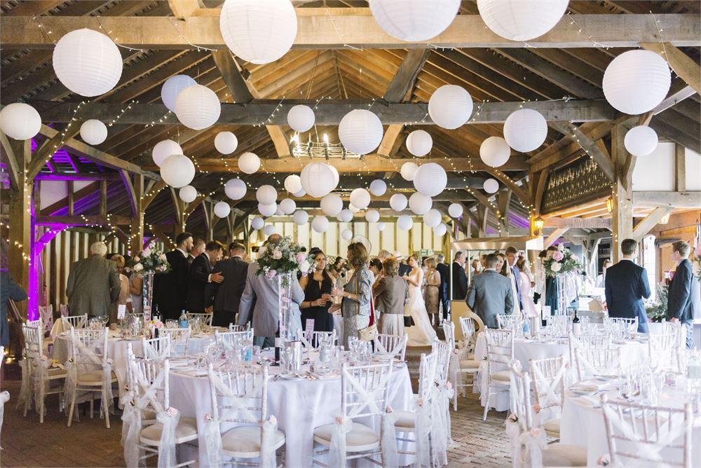 Wedding at Laughton Barns