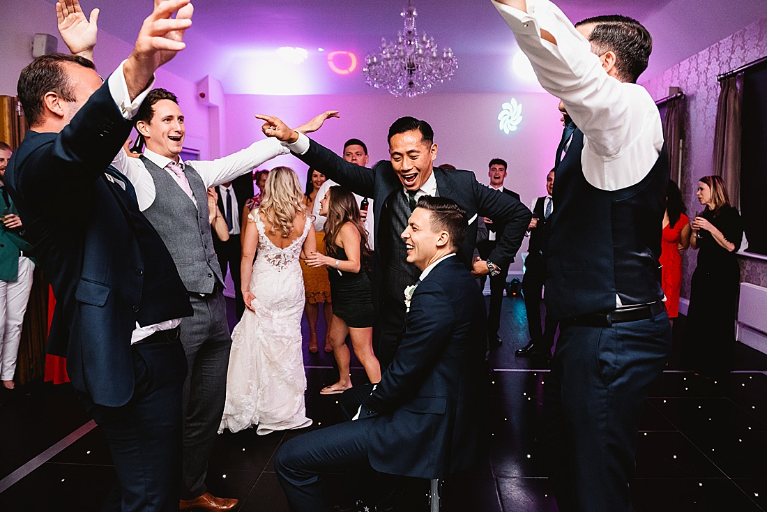 Milton Keynes Wedding DJ