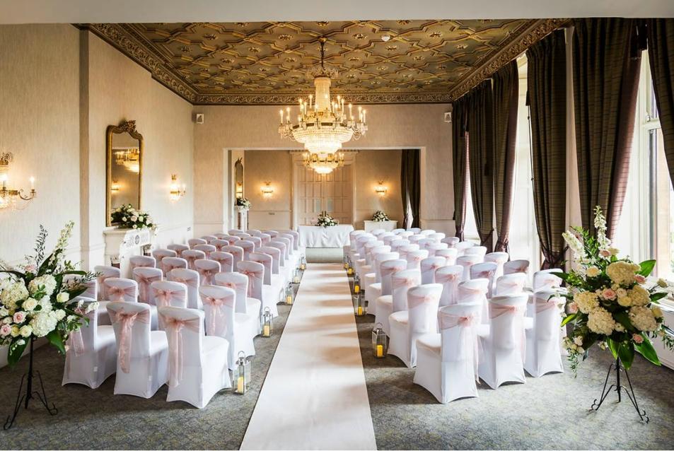 Wedding DJ Mercure Walton Hall Hotel