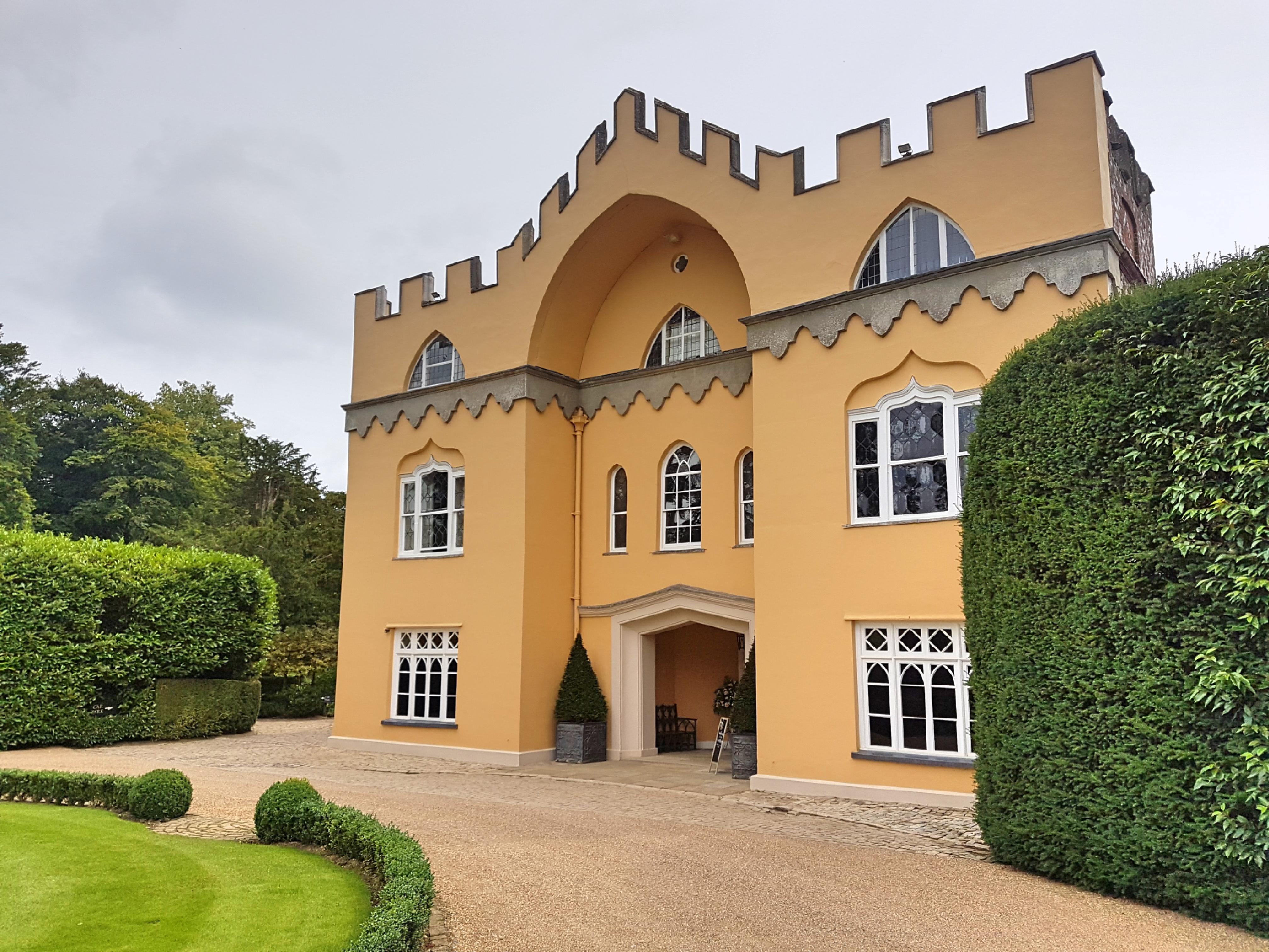 Hampden House Wedding venue