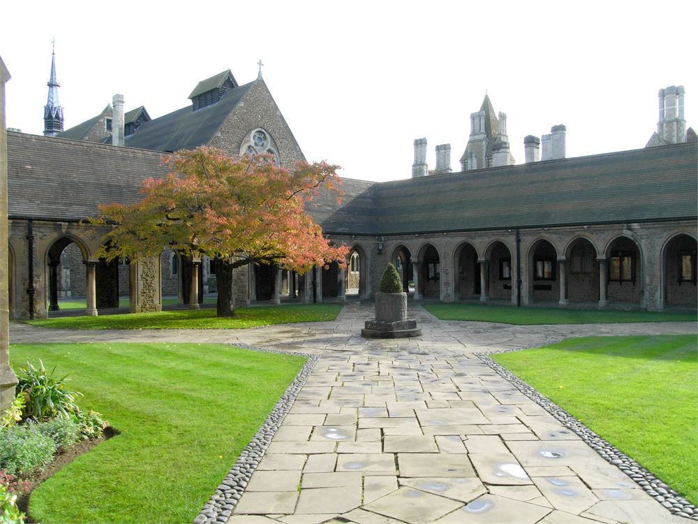 Charterhouse in Surrey