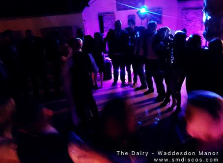 Waddesdon Manor The Dairy Wedding DJ / Rosie & Mikes Wedding