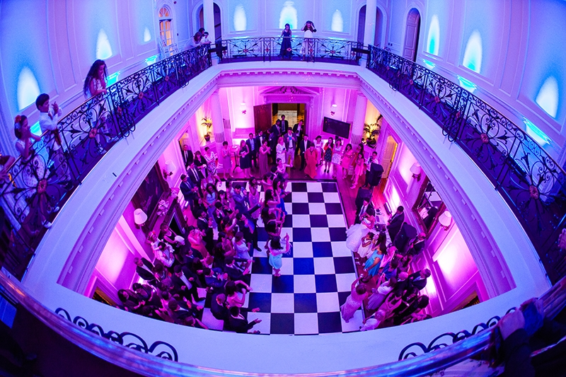 Hedsor House Wedding Disco