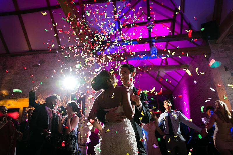 Notley Abbey Wedding DJ
