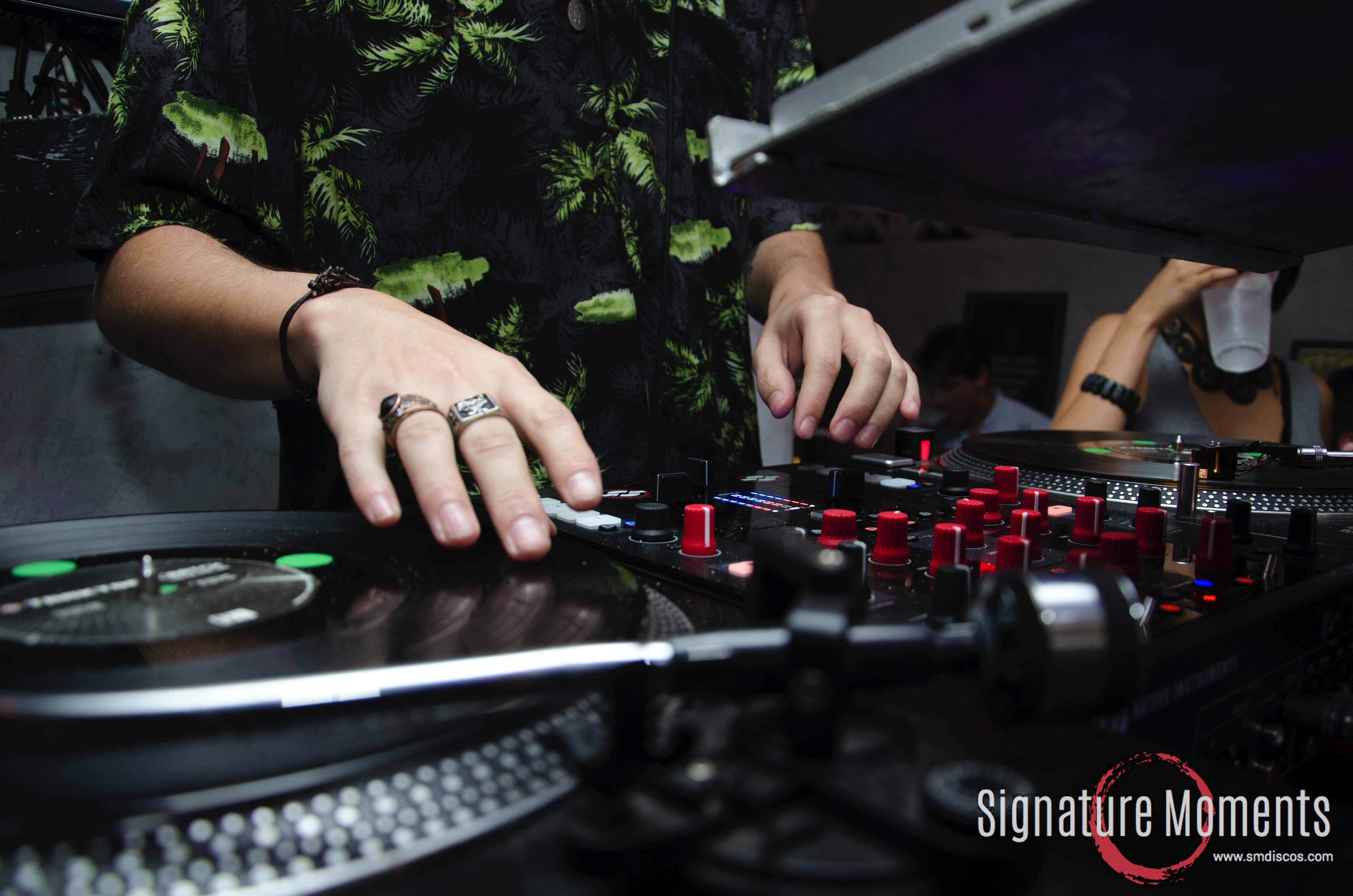 Corporate DJs London