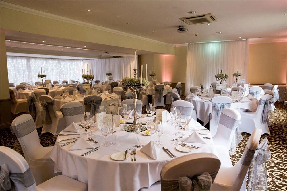 Wedding DJ Frimley Hall Hotel