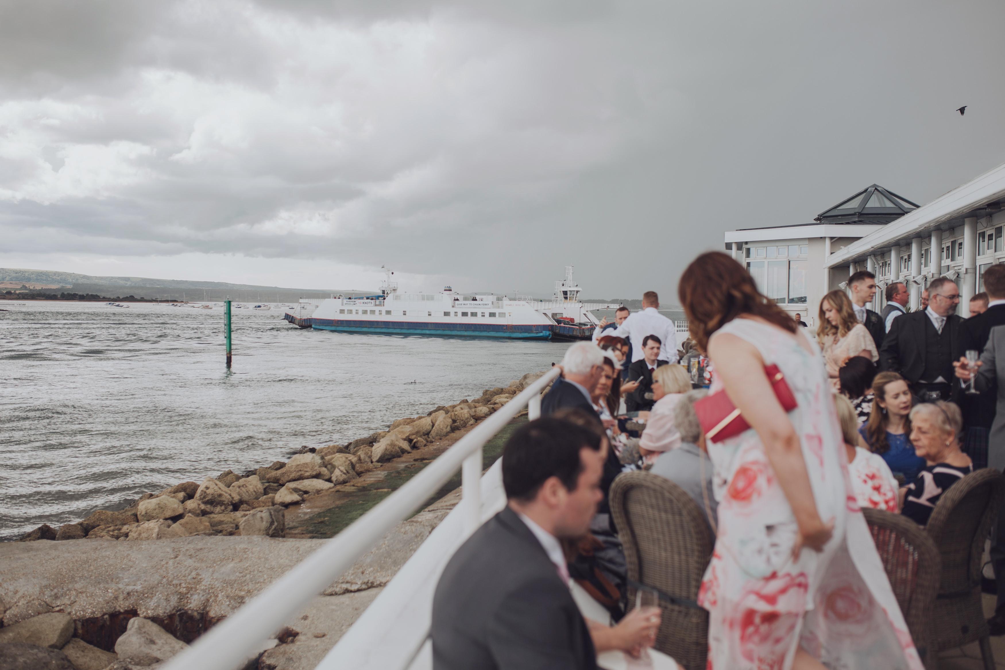 The Haven Hotel Wedding Venue