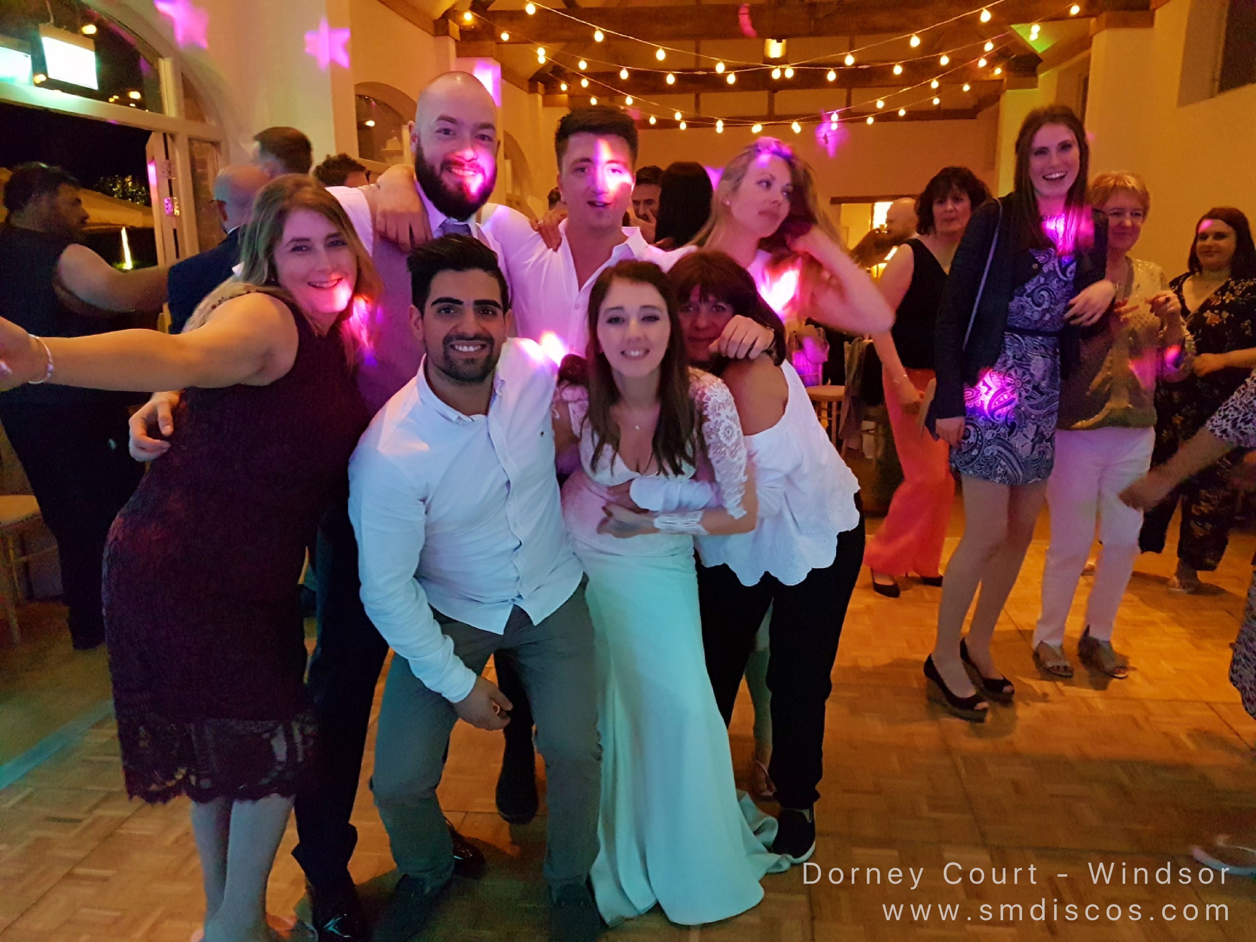 Dorney Court Weddings