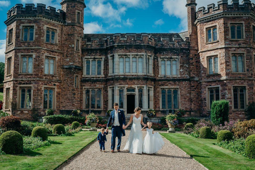 The Orangery Cornwall wedding