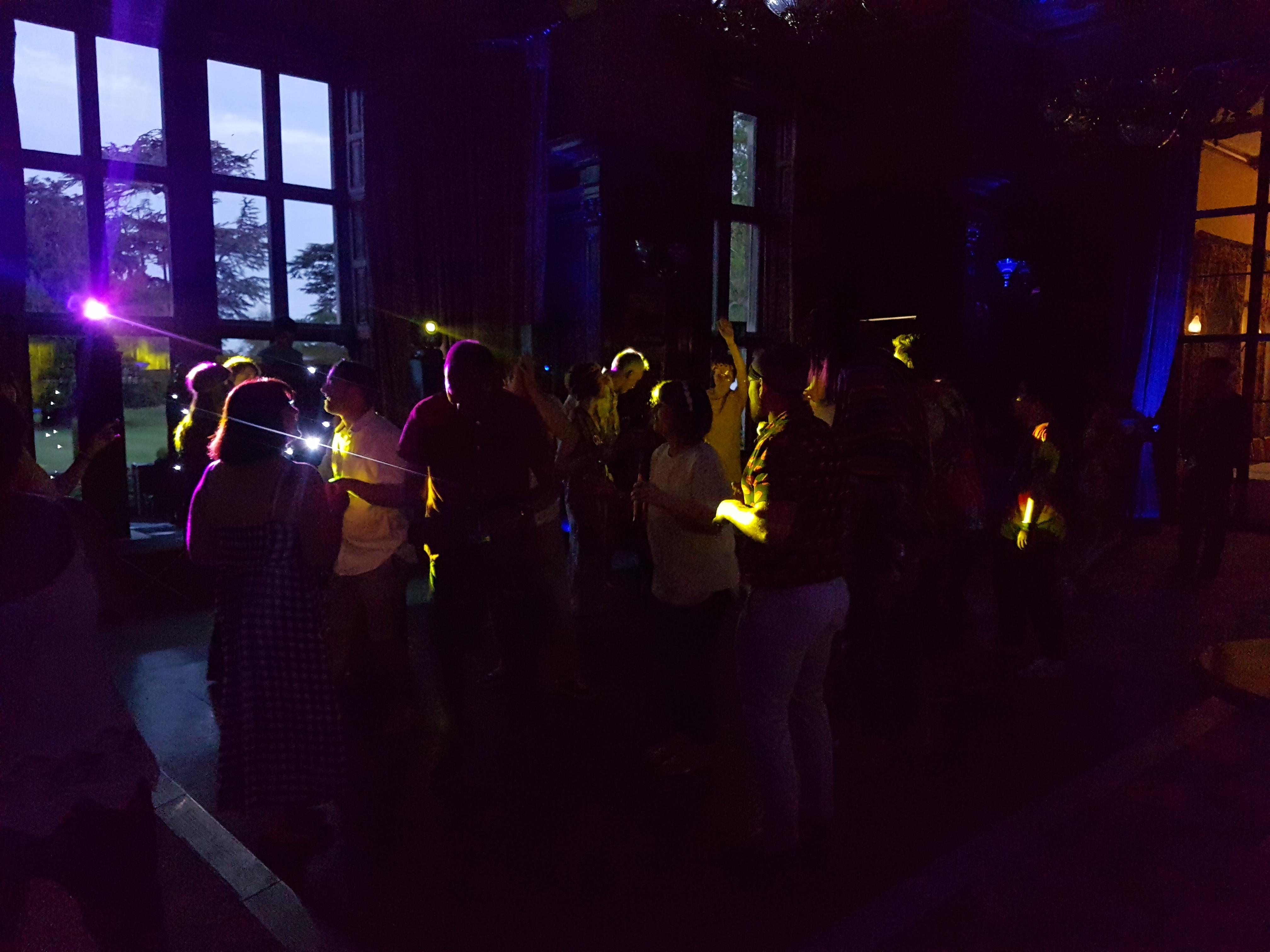 Ashridge House event DJ