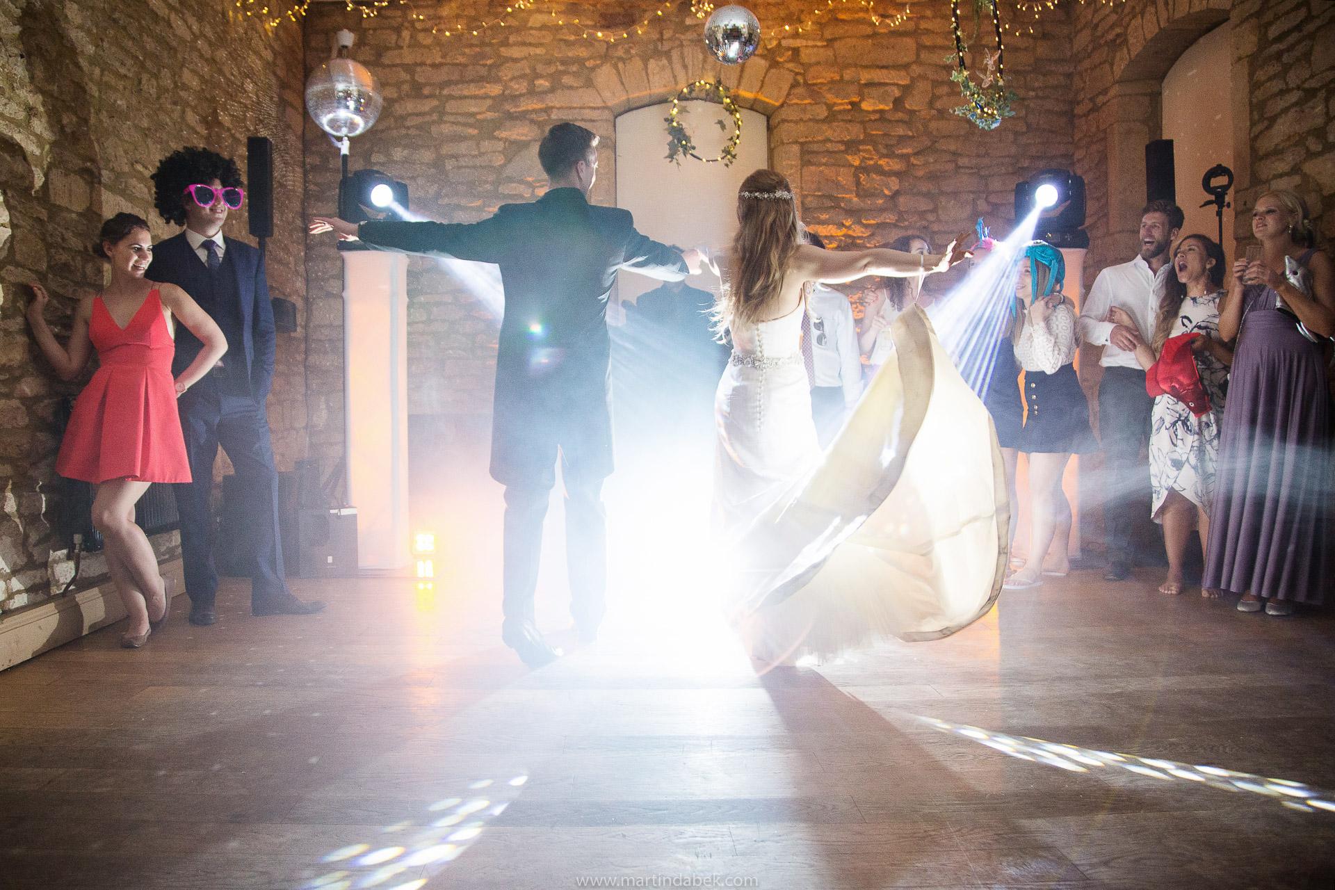 Wedding DJ for Brympton D'Evercy House