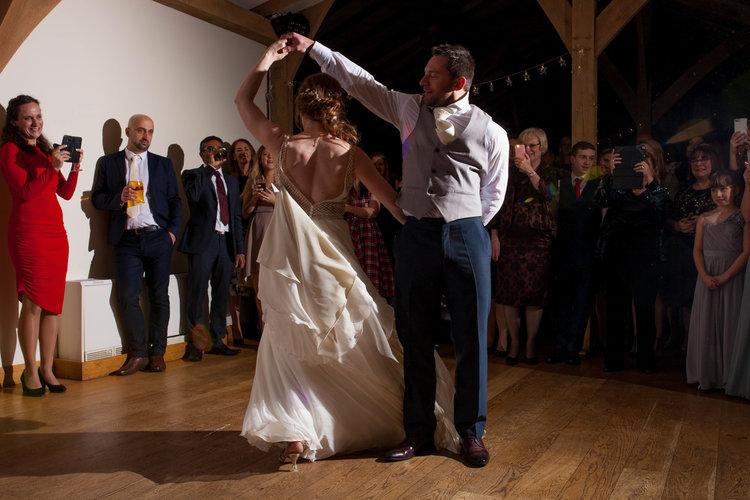 Wedding DJ for Dodford Manor