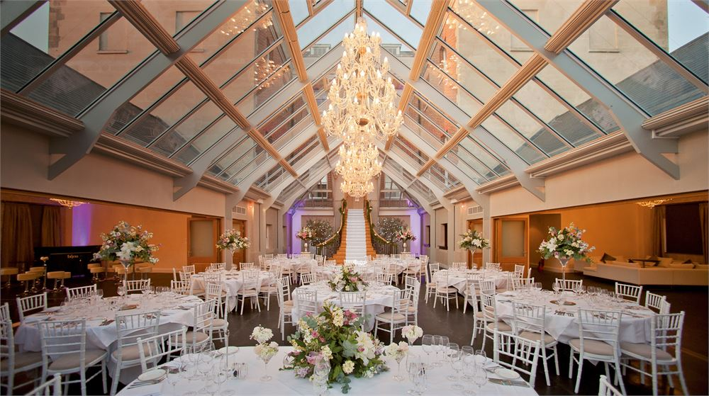 Wedding DJ for Botleys Mansion