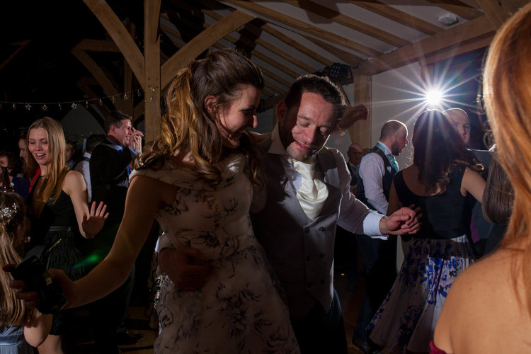 Disco hire at Dodford Manor