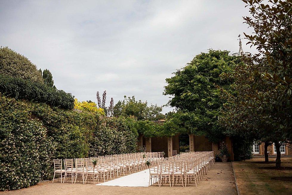 Wedding at Ditton Manor