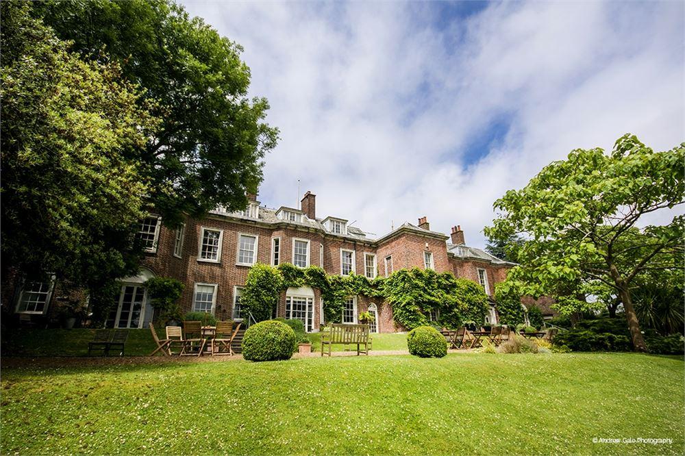 Pelham House Lewes Wedding