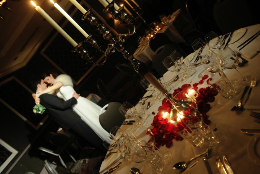 wedding at pentahotel reading