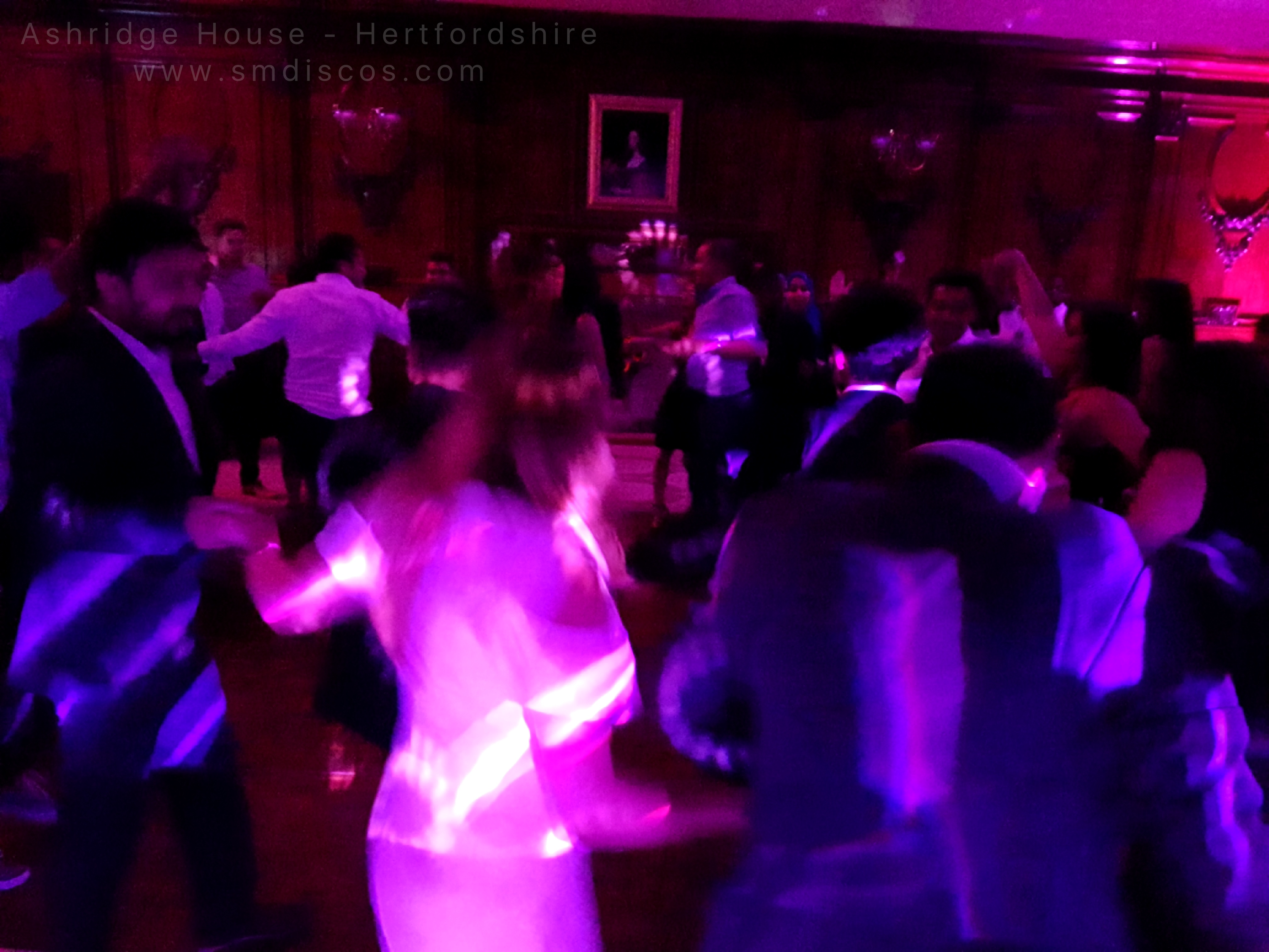 Hertfordshire dj ashridge house