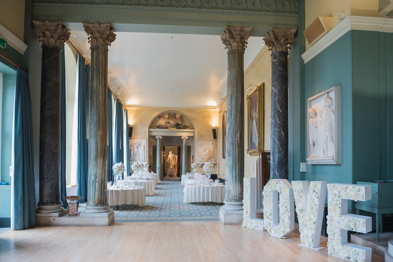love letter hire at Woburn Abbey