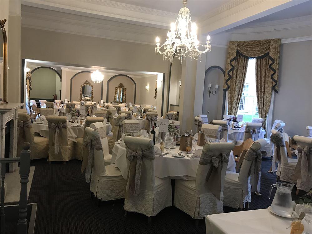 Bedford wedding DJ Woodland Manor Hotel.
