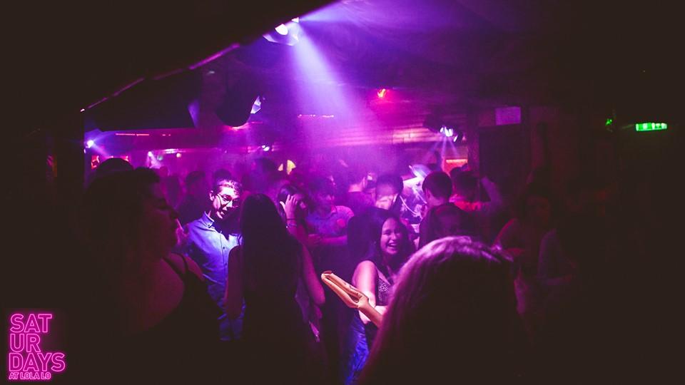 Oxford nightclub