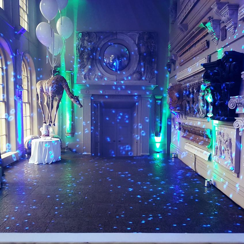 Aynhoe Park Oxfordshire Wedding DJ