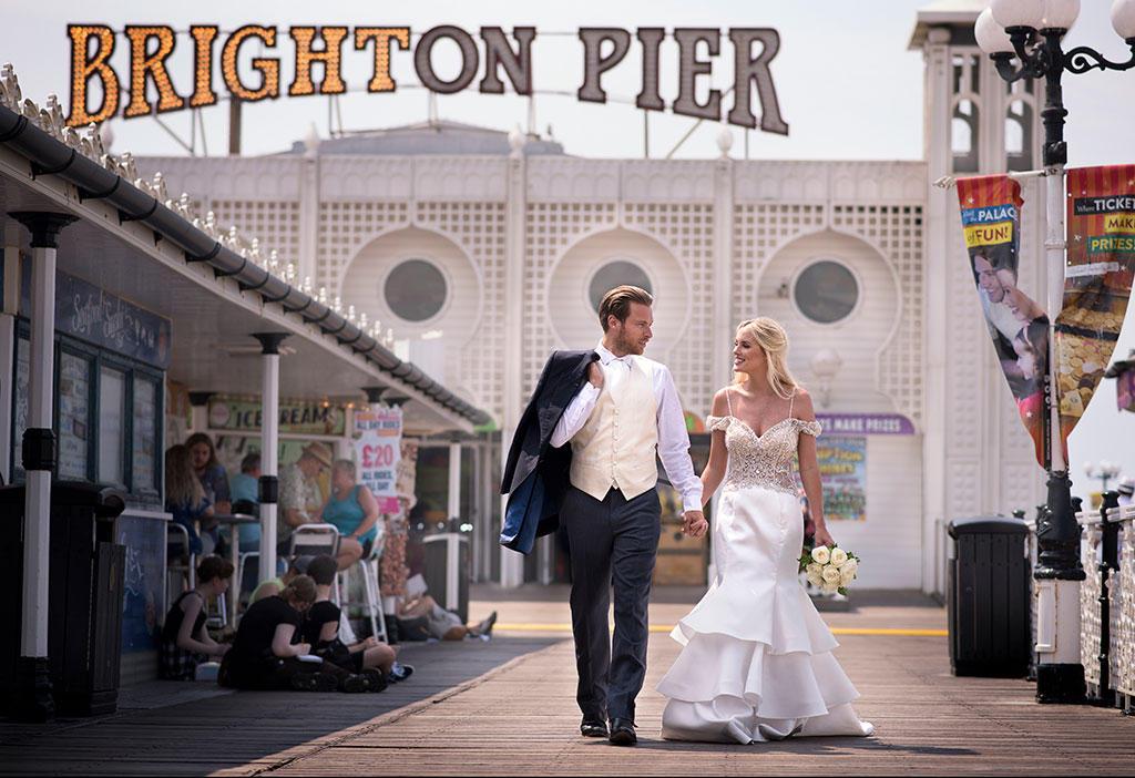 Wedding DJ in Brighton