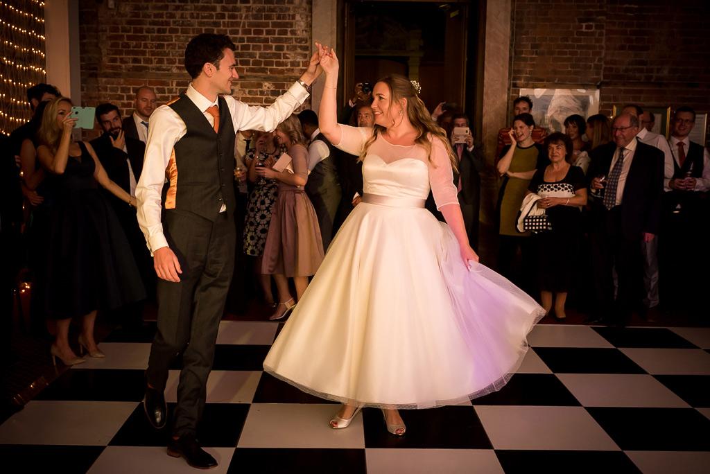 Dj for Highcliffe Castle Wedding