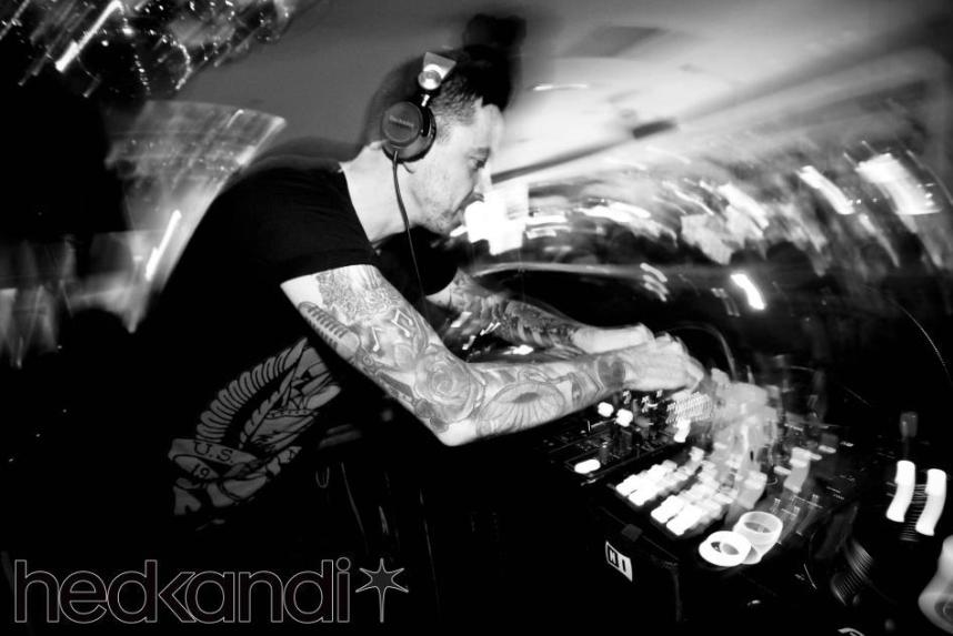 Hedkandi DJ Kai Stafford