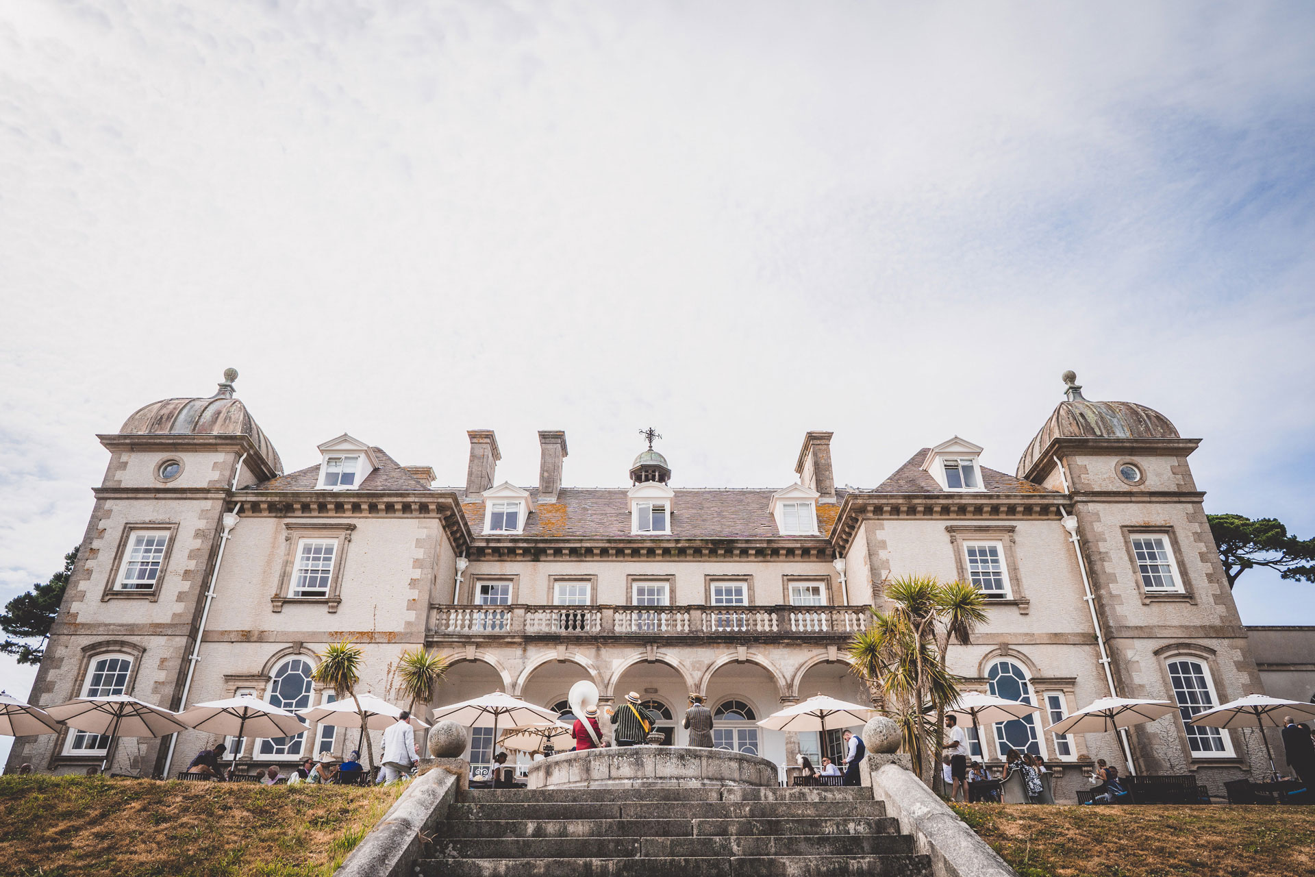 Fowey Harbour Hotel in Cornwall
